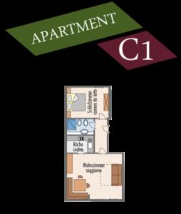 Apartnent-C1-map